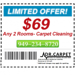 carpet cleaning coupons in Irvine