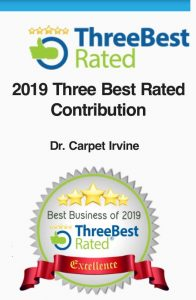 three best rated carpet cleaner in irvine